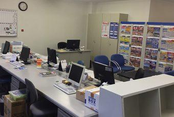 EC団体旅行高松営業所<br>(長栄ビル2F)